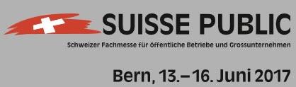 Suisse Public auf der BERNEXPO